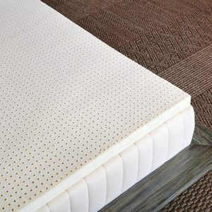 Pure Green 100% Natural Latex Mattress Topper - Medium Firmness – Best Natural Mattress Topper