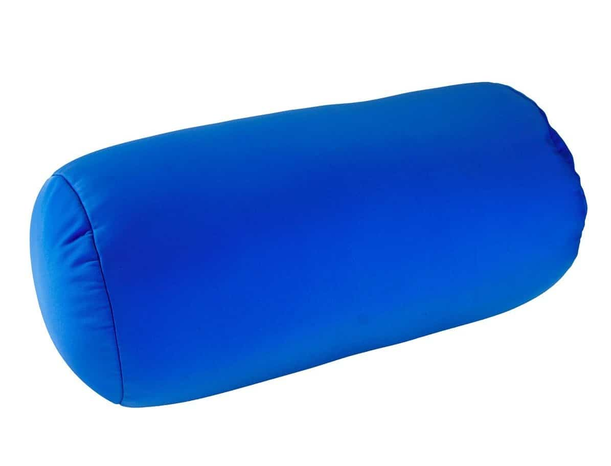 Squishy Deluxe Microbead Bolster Tube Pillow