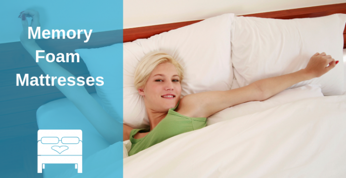 Memory Foam Mattresses - What You Need To Know (Cost, Care, Heat)