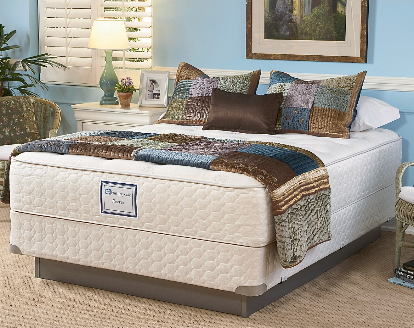 memory foam mattress by Sealy