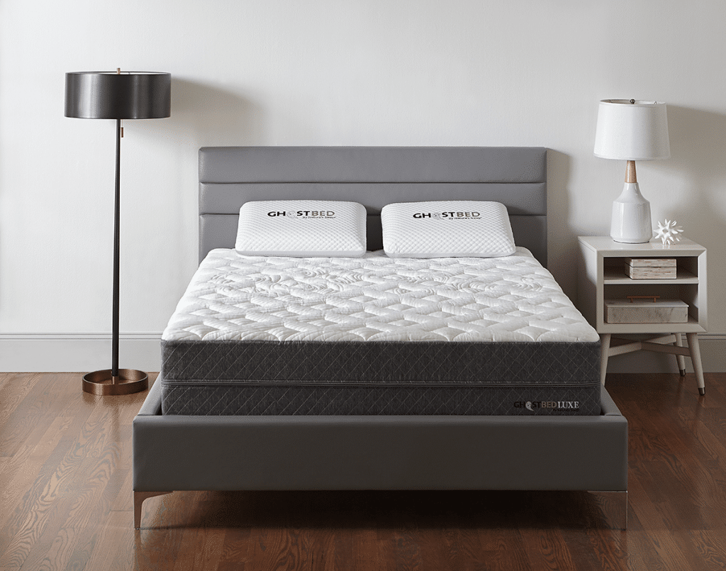 Ghostbed mattress and Ghost bed luxe