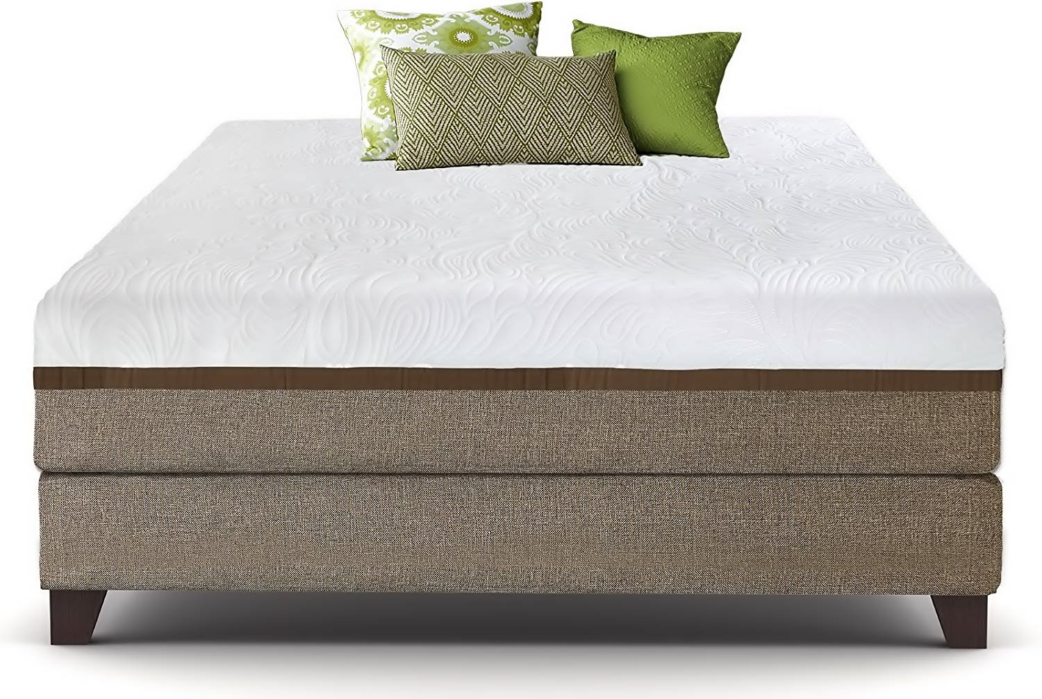 Live and Sleep Resort Ultra Cooling Gel Memory Foam Mattress