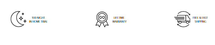Free trial and warranty of nest alexander mattresses