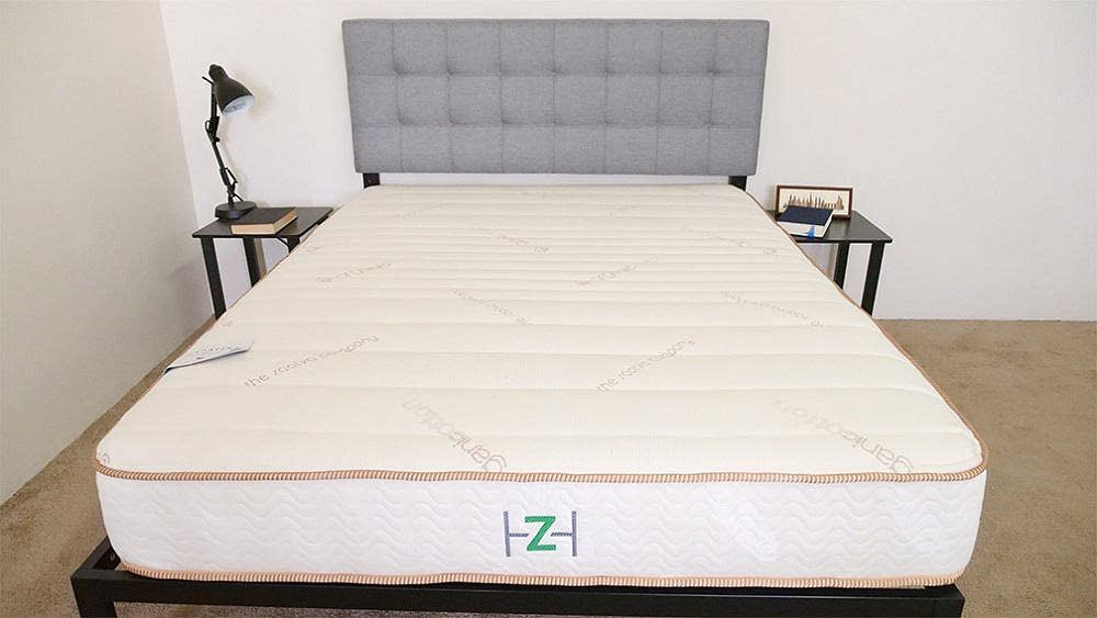 Zenhaven breathability eco friendly mattress