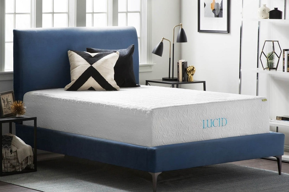 Lucid back sleepers Mattress