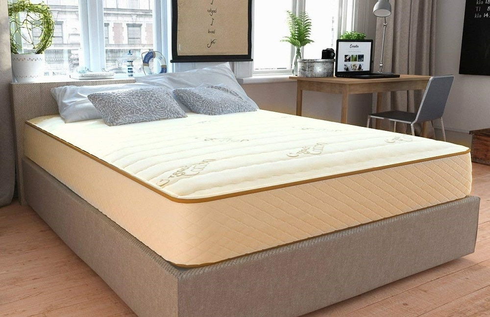 SLEEP EZ USA Roma All Latex Mattress
