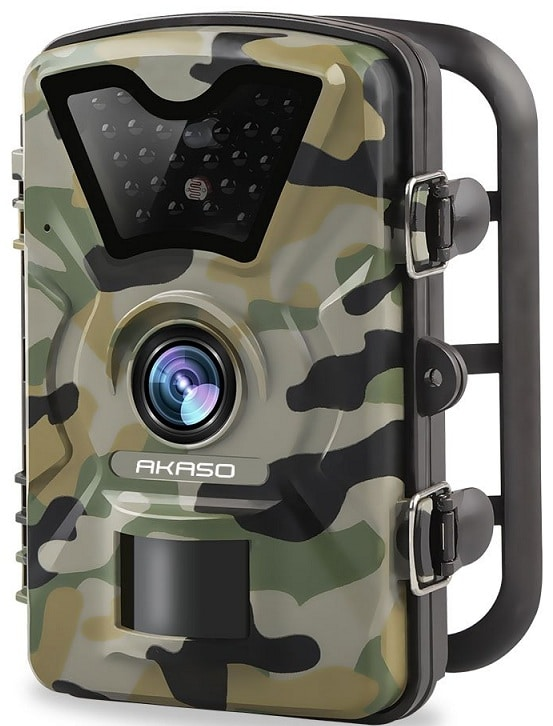 AKASO 12MP Trail Camera
