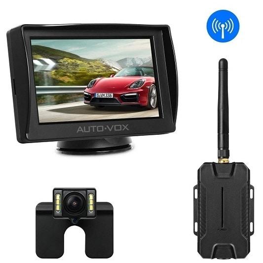 AUTO-VOX M1W Wireless Backup Camera Kit