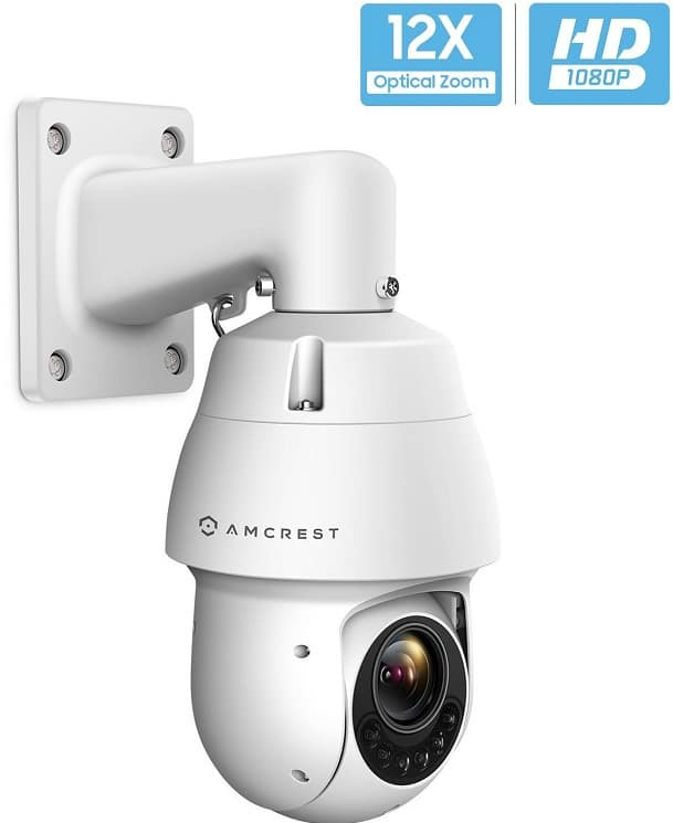 Best PTZ Security Cameras for Indoors & Outdoors Reviews