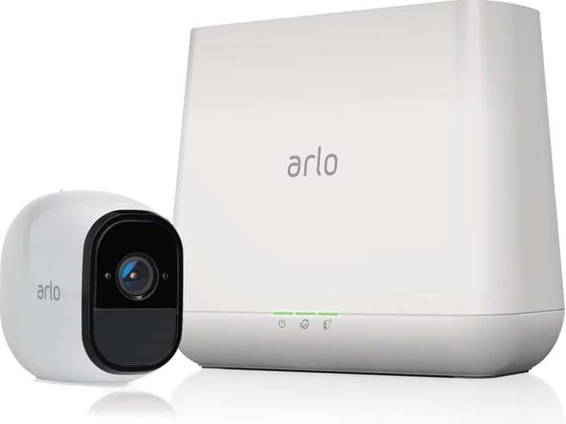 Arlo Pro wireless home security camera