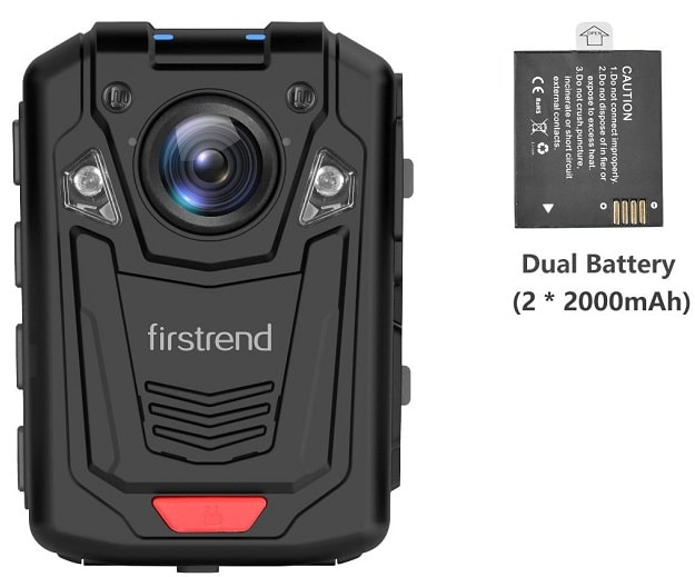 Firstrend Portable Body Camera