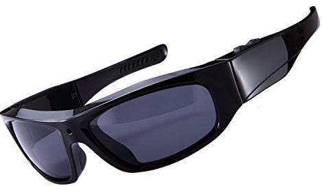 Forestfish camera sunglasses
