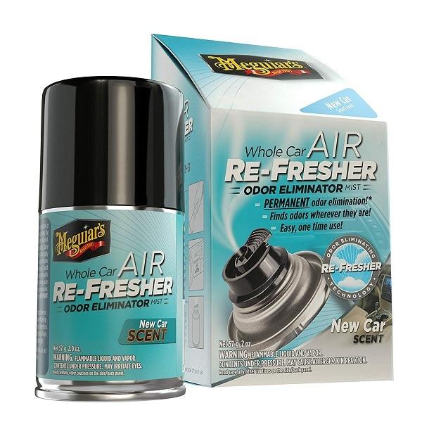 Meguiar's, Whole Car Air Refresher Odor Eliminator