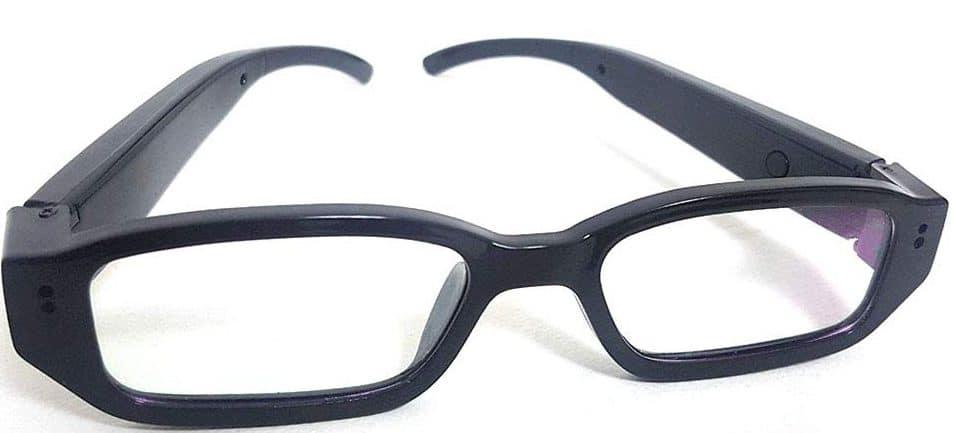 MidZoo Spy Hidden camera eyeglasses