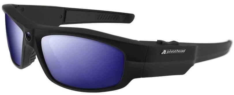 Pivothead 1080p HD 8MP polarized hands free sunglasses