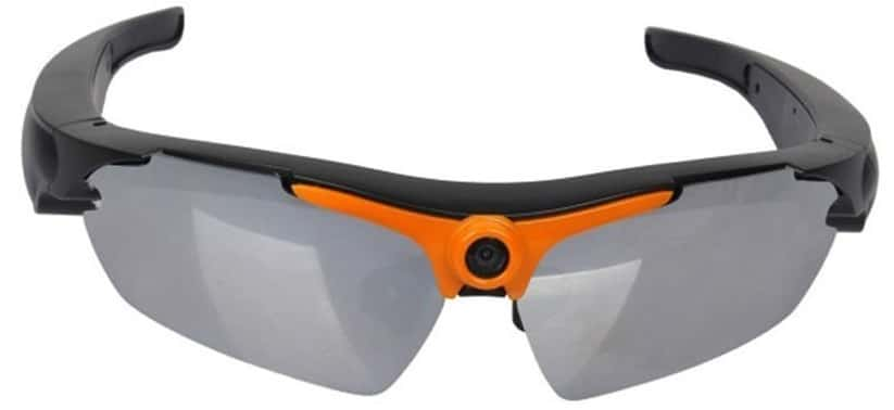 PowMax WW-81 5M Pixels sunglasses video recorder