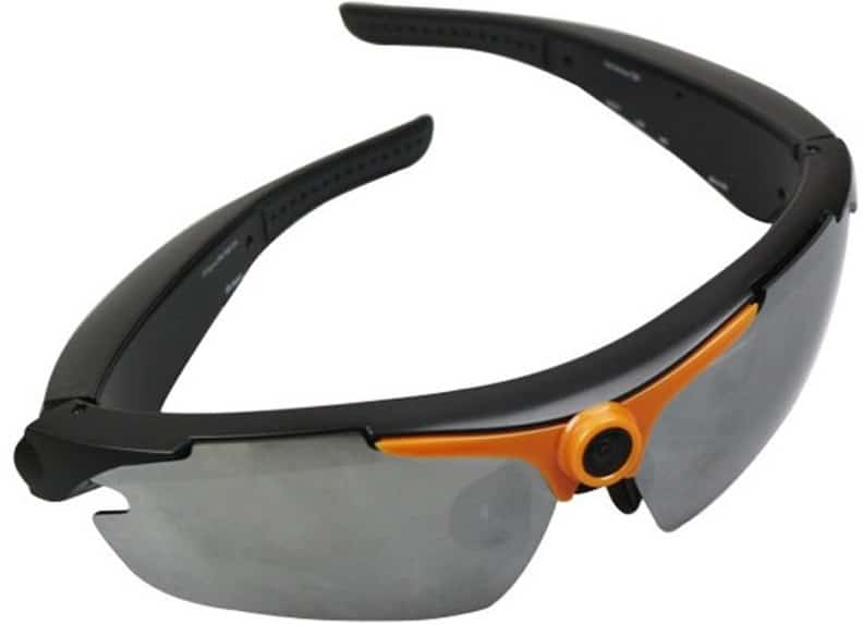 PowPro Pspy PP-GL03 Sunglasses with wide view angle
