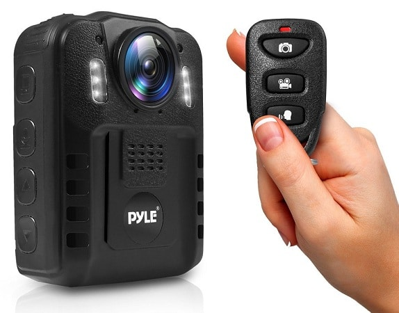Pyle PPBCM9 Portable Body Camera