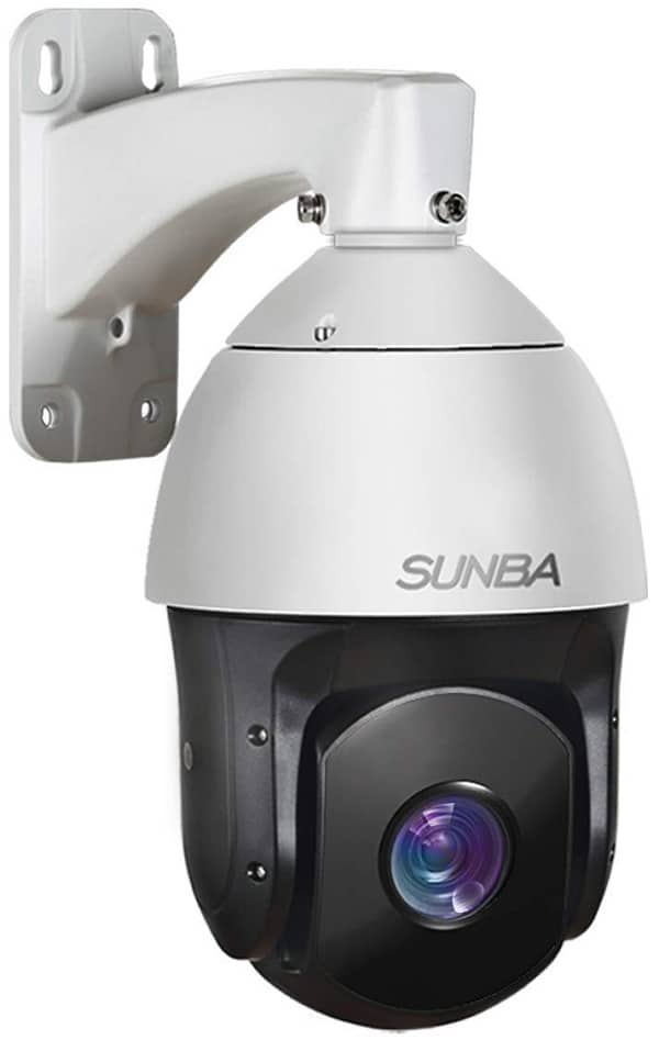 Sunba 601-D20X IP PoE+ High Speed PTZ Outdoor Security Camera