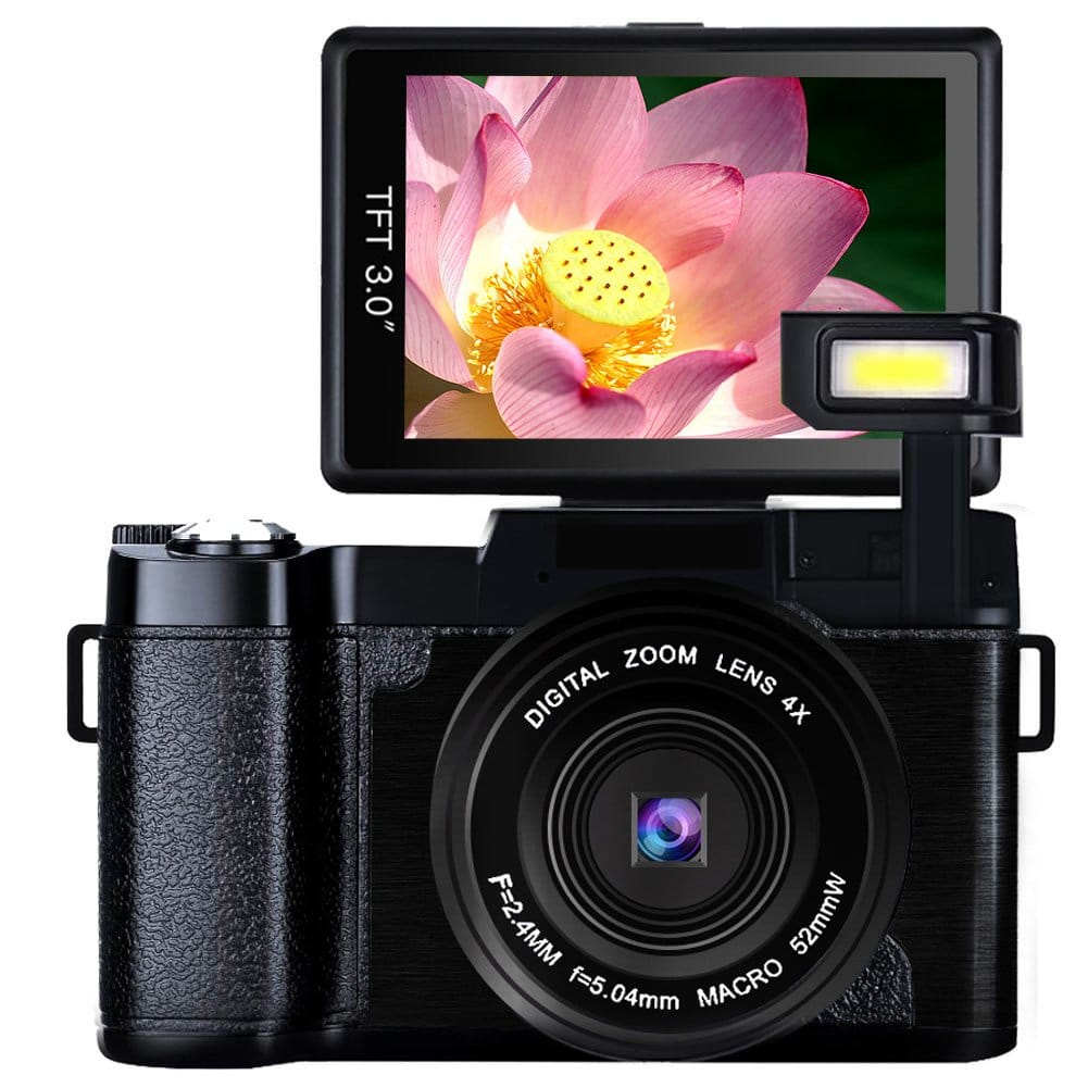 Top 10 Best Vlogging Cameras Under $100 in (2019) Review and