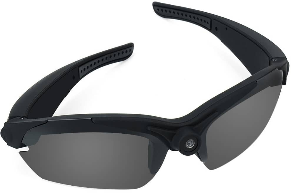Toughsty ction Camera Sunglasses