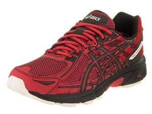ASICS Mens Gel-Venture 6 Red