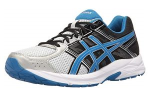 Asics Gel-Contend 4 Blue