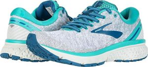 Brooks Women's Ghost 11 WhiteBlue