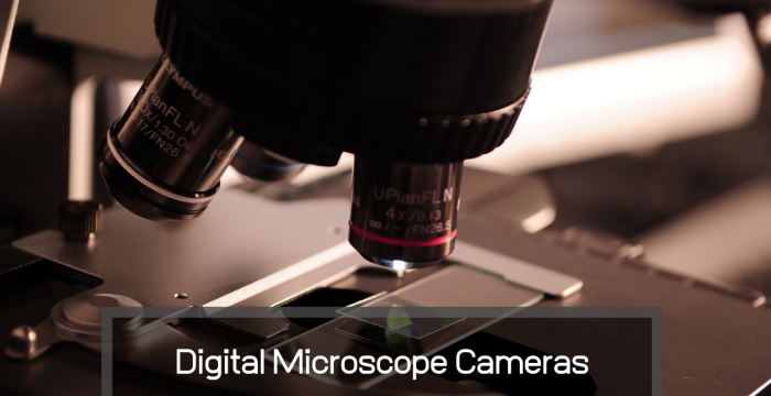 Digital Microscope Cameras