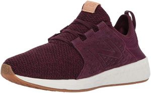 New Balance Men's Burgundy