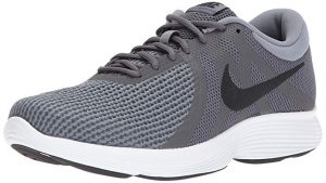 Nike Mens Revolution 4 Grey