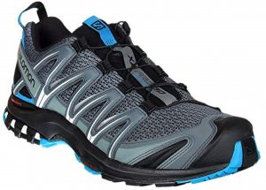 Salomon Mens Black n Blue