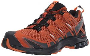 Salomon Mens Black n Red