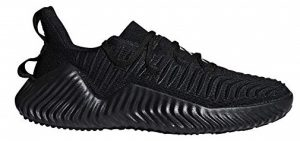 adidas Men's Alphabounce Black