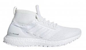 adidas Men's Ultraboost All White