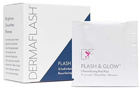 DERMAFLASH Resurfacing Peel Pads