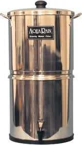AquaRain Model 202 Gravity Water Filter
