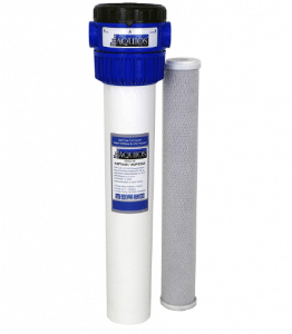 Aquios AQFS220 Full House Salt Free Water Softener and Filter System