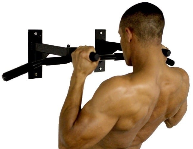 Areas of The Body Do Pull Up Bars Work