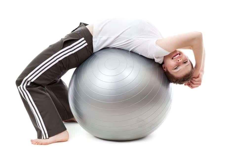 rectus abdominis muscles activity