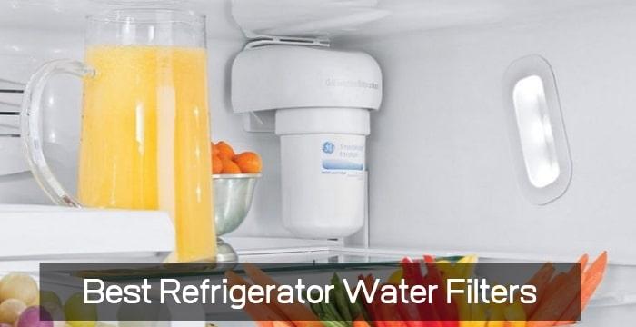 Best Refrigerator Water Filters