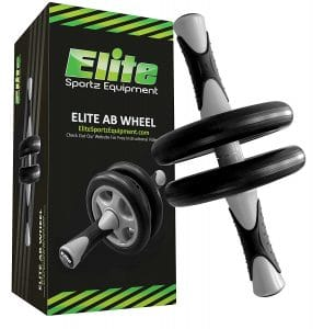 ELITE SPORTZ AB WHEELPERFECT FOR TONING THE CORE MUSCLES EFFORTLESSLY