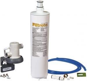 Filtrete Advanced Under Sink Quick Change Water Filtration System