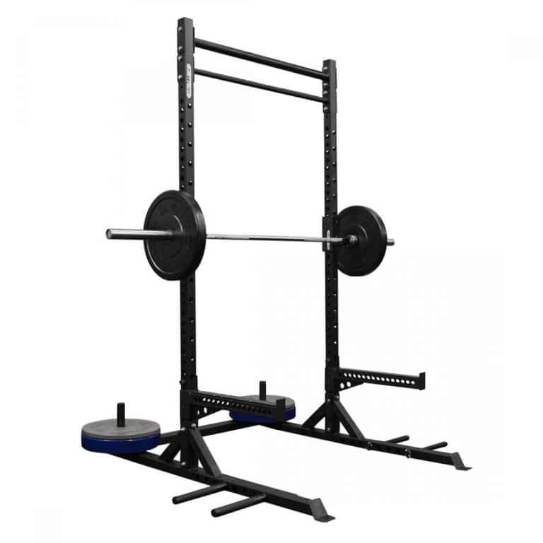 Free standing pull up bar