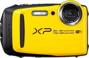 FujiFilm FinePix XP120 Outdoor Camera 16.4 megapixel