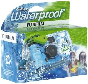 Fujifilm Quick Snap Waterproof 27 exp. 35mm Camera