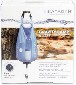 Katadyn Gravity Camp 6 L Water Filter