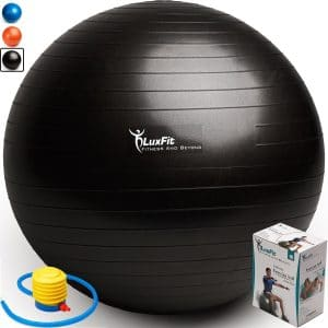 LuxFit Exercise Ball 5