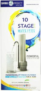 New Wave Enviro 10 Stage Plus Water Filter System and Cartridge included
