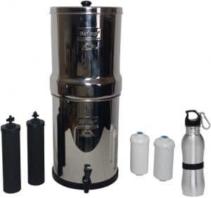 Royal Berkey Water Filter 3 Gallon System Bundle